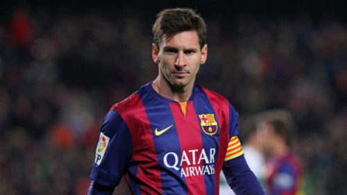 Lionel Messi most famous person of 21st century