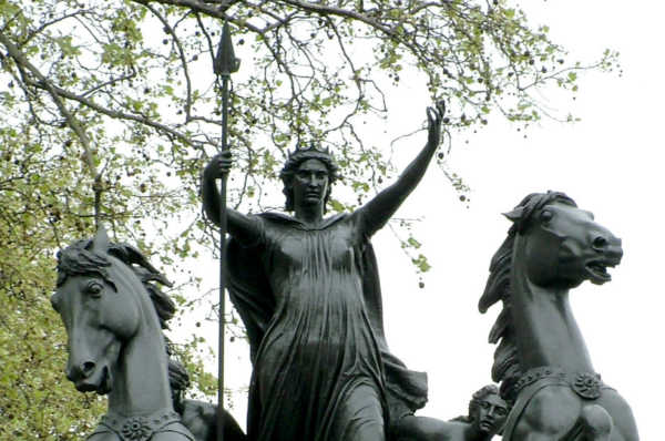 Boudica Most Inspirational Woman