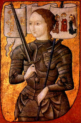 Joan of Arc Inspirational Woman