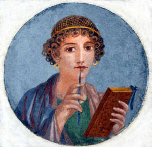 Sappho Inspirational Woman
