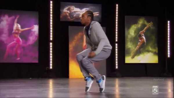 Professional street dancer - fik-shun