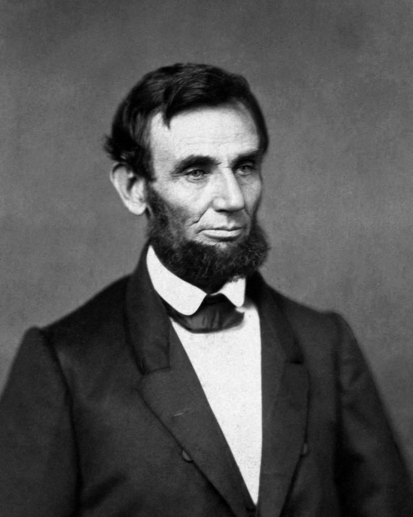 Abraham Lincoln famous people of all time