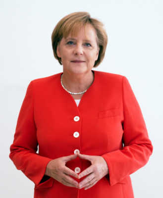 Angela Merkel most influential and inspirational women in the world