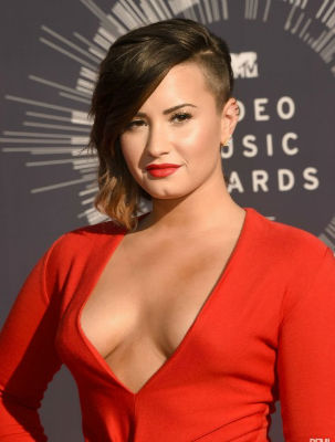 Demi Lovato Female Pop Singers of 2016