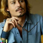 Johnny Depp most handsome men in the world