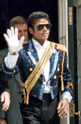 Michael Jackson famous people of all time