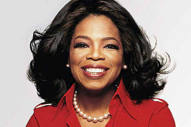 Oprah Winfrey most influence and inspirational women