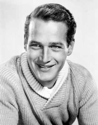 Paul Newman most handsome men in the world