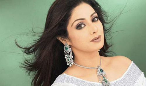 Sridevi BBeautiful Actresses in Bollywood of all Time