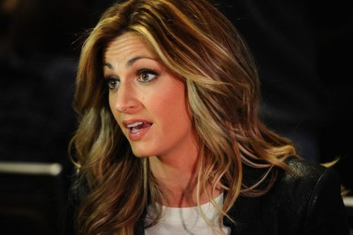 Erin Andrews hottest female sports caster