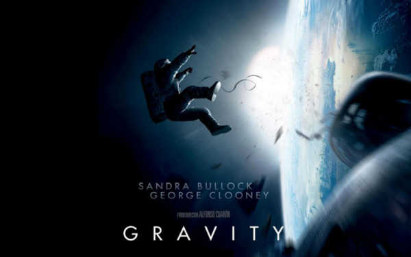 Gravity best Oscar winning movies