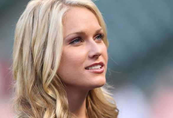 Heidi Watney hottest female sports caster