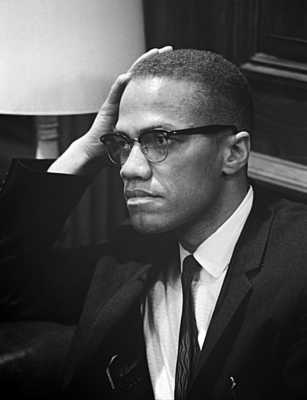 Malcolm-x African-Americans who changed the world