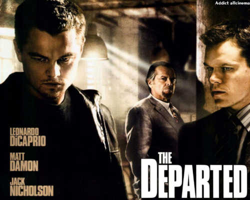 The Departed best Oscar winning movies