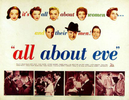 all about eve best Oscar winning movies