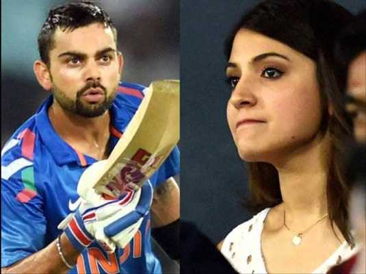 Anushka Sharma & Virat Kohli Love Affairs of Bollywood Actresses with Cricketers