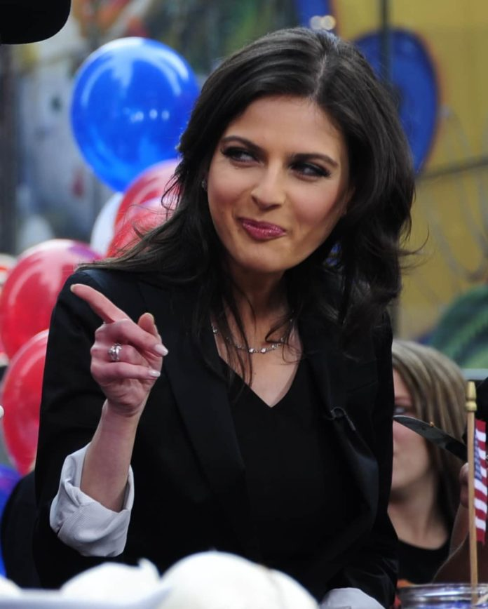 Good Morning America Female Hosts : Most beautiful female news anchors in the world