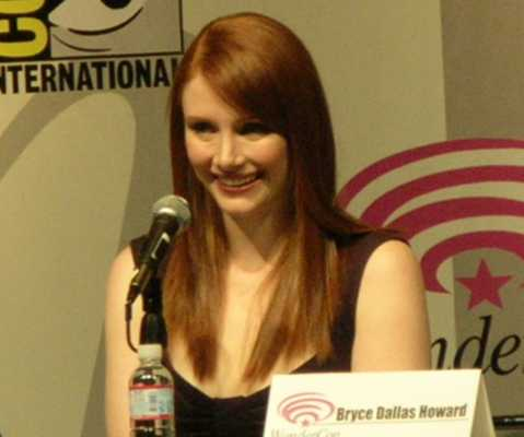 Bryce Dallas Howard Hottest Celebrity Daughters