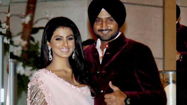 Geeta Basra & Harbhajan Singh Love Affairs of Bollywood Actresses with Cricketers