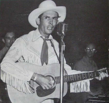 Hank Williams famous people with sudden deaths