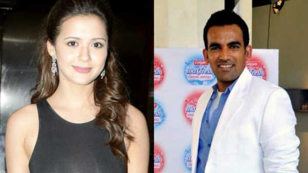 Isha Sharvani & Zaheer Khan Love Affairs of Bollywood Actresses with Cricketers