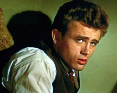 James Dean famous people with sudden deaths