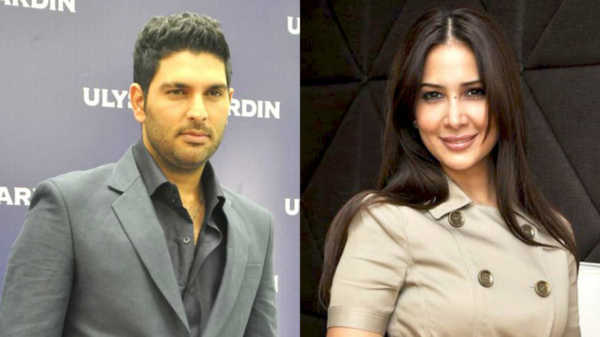 Kim Sharma & Yuvraj Singh Love Affairs of Bollywood Actresses with Cricketers