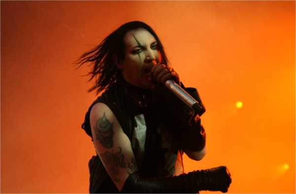 Marilyn Manson Celebrities who Faced Sexual Assaults