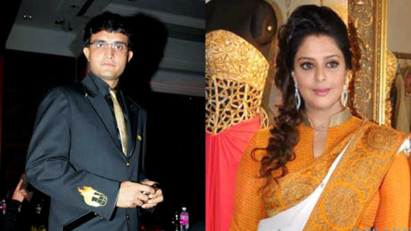 Nagma and Sourav Ganguly Love Affairs of Bollywood Actresses with Cricketers