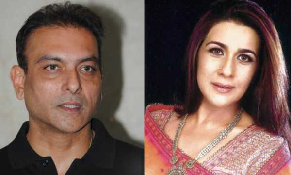Ravi Shastri and Amrita Singh Love Affairs of Bollywood Actresses with Cricketers