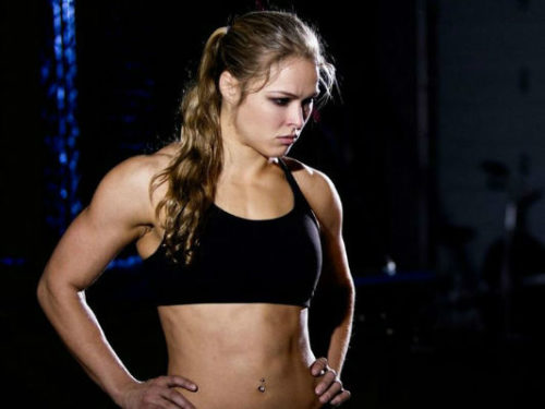 Ronda Rousey hottest women in the world 2016
