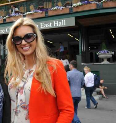 Rosanna Davison Hottest Celebrity Daughters