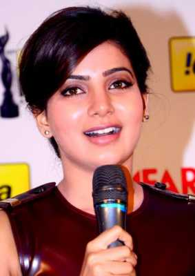 Samantha beautiful South Indian actresses of 21st century