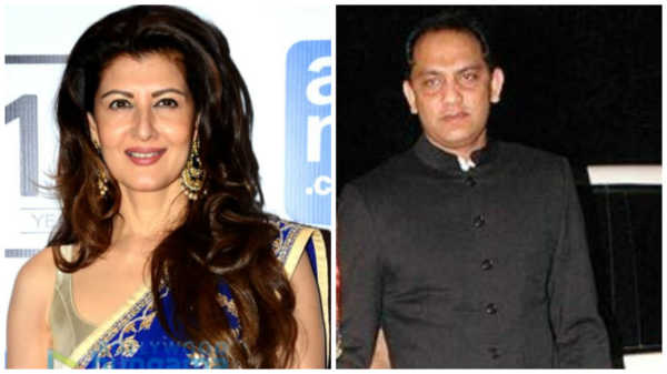 Sangeeta Bijlani & Mohammad Azharuddin Love Affairs of Bollywood Actresses with Cricketers