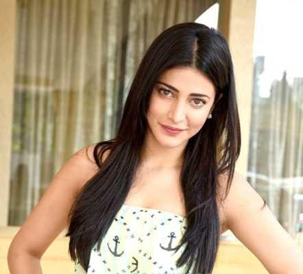 Shruti Haasan beautiful South Indian actresses of 21st century