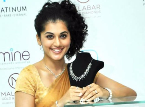 Taapsee Pannu beautiful South Indian actresses of 21st century