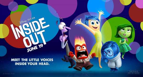 Inside Out Best Hollywood Movies of 2016