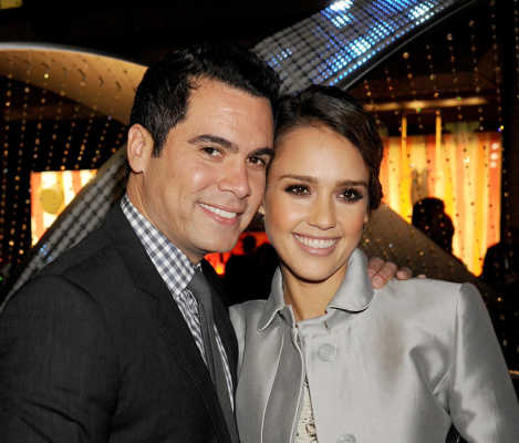 Jessica Alba and Cash Warren celebrities who married their fans