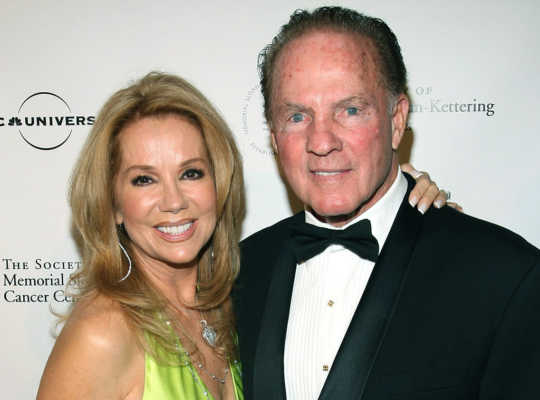 Kathie Lee Gifford, wife of Frank Gifford Famous Women Who Married Much Older Men