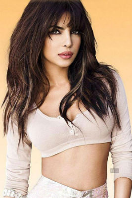 Priyanka Chopra Hottest Bollywood Actresses of 2016