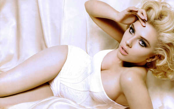 Scarlett Johansson Hottest Hollywood Actresses of 2016-min