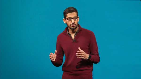 Sundar Pichai Most Influential People Of 2016