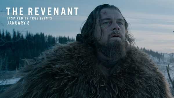 The Revenant Best Hollywood Movies of 2016