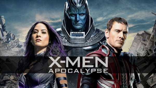 X-Men Apocalypse Best Hollywood Movies of 2016