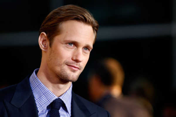 Alexander Skarsgard World's Hottest Men of 2016