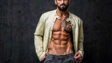 Stuart Reardon World's Hottest Men of 2016
