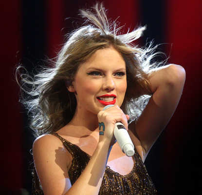 Taylor Swift Most Beautiful Smile