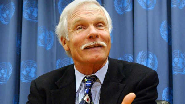 Ted Turner Business Tycoons Who Are College Dropouts