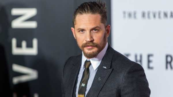Tom Hardy Most famous people in 2016