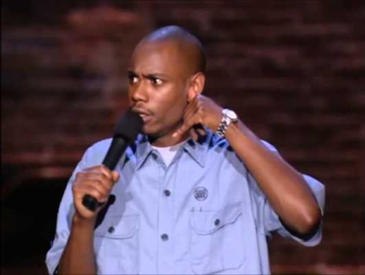 Dave Chappelle best comedians of all time